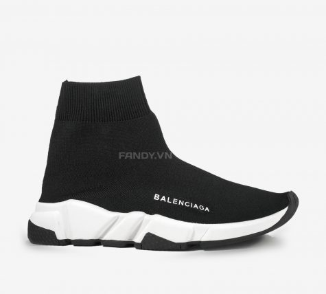 BALENCIAGA SPEED TRAINER ALL BLACK