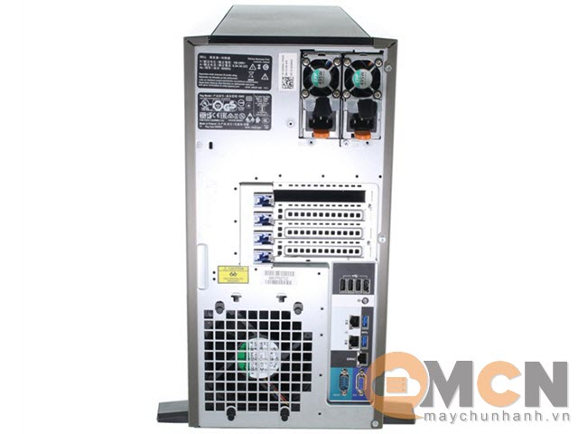 "Máy Chủ Dell PowerEdge T340 Intel Xeon E-2224 LFF HDD 3.5"" Inch Server"